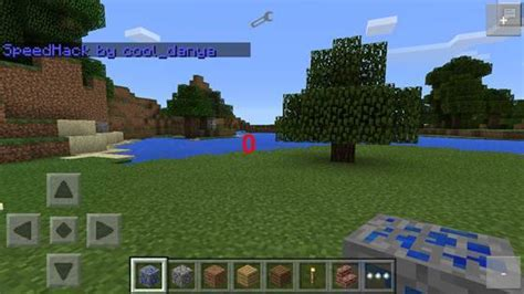 Cheat SpeedHack and Fly for Minecraft PE – Download Cheats