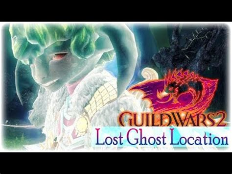 Guild Wars 2 - The Departing 👻 Lost Ghost 👻 and Weapon
