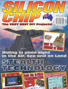 Silicon Chip - May 2020 Free PDF Magazine Download