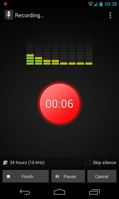 Smart Voice Recorder - the name says it all! - AndroidTapp