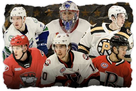 2019-20 AHL All-Rookie Team named   TheAHL