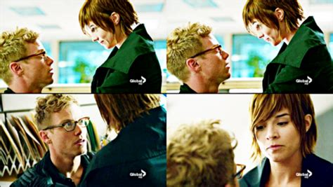 Eric and Nell - NCIS: LA