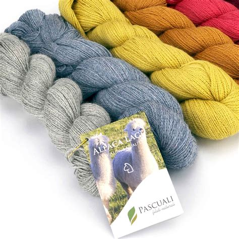 ALPACA LACE | Pascuali Wolle & Strickwolle kaufen