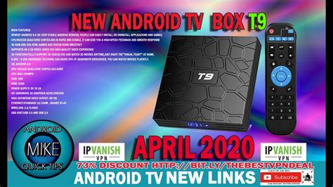 New 2020 T9 Android TV BOX AND SETUP - Top Tutorials