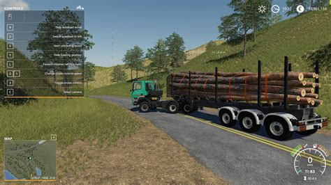 Timber Runner Wide With Autoload Wood v1