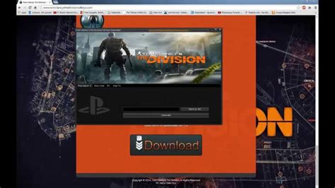 Tom Clancy's The Division Game Keys [PS4,Xbox One,PC