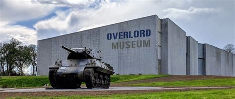 Review: Overlord Museum, Normandy   Mechtraveller