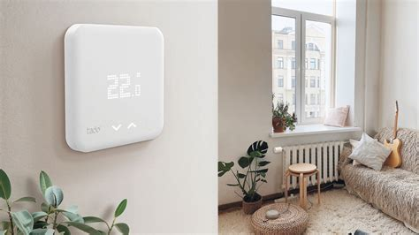 tado° Smart Thermostat V3+ detects open windows to save