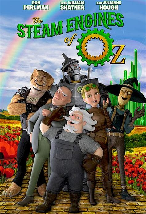 The Steam Engines of Oz (2018) :: Video-Store :: film