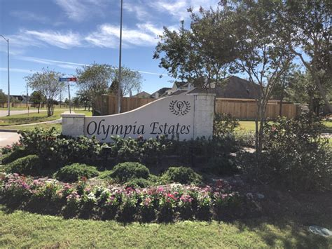Welcome - Olympia Estates