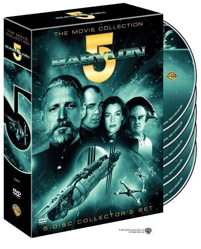 Babylon 5: The Movie Collection - IGN