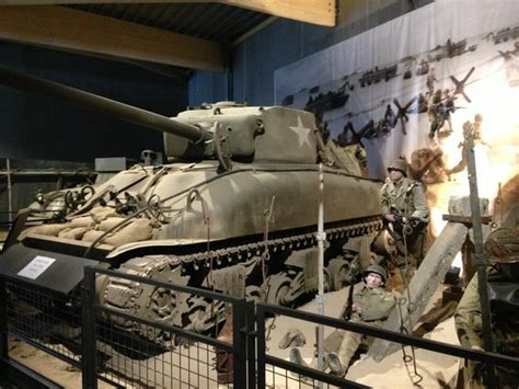 sherman - Picture of Overlord Museum, Colleville-sur-Mer