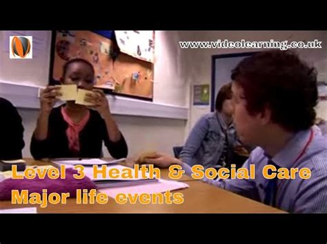 BND Health: Major Life Events: Lesson Observation - YouTube