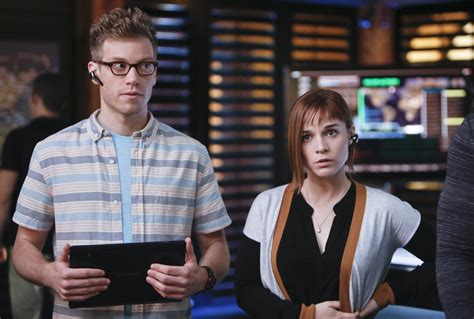 NCIS Los Angeles - Nell and Eric Episode 5x04 by