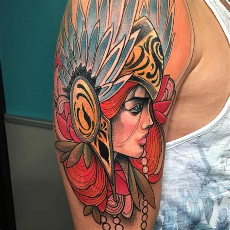 23 Exceptional Valkyrie Tattoo Ideas and Meanings