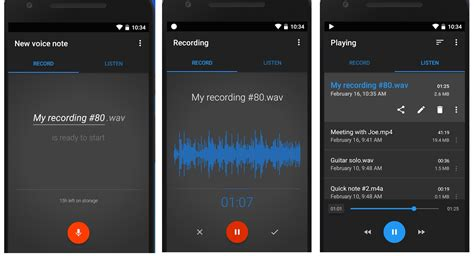 The Top 10 Best Voice Recording Apps - The Wire Realm