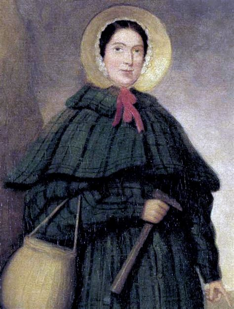 Cúmulos y limbos: Mary Anning: a fossil-hunting passion