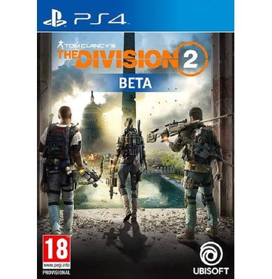 Buy Tom Clancy's The Division 2 Beta (PS4) Cheap CD Key