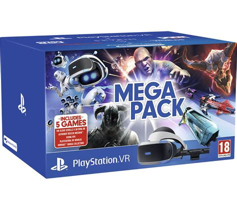 Buy SONY PlayStation VR Mega Pack   Free Delivery   Currys