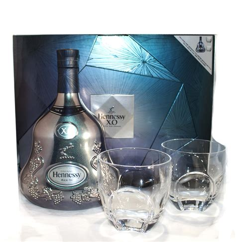 Buy HENNESSY XO COGNAC LIMITED EDITION GFT PK W/2GL FRANCE