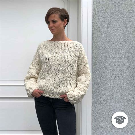 WOLLPAKET | PULLOVER WONNIE | Pascuali Wolle & Strickwolle