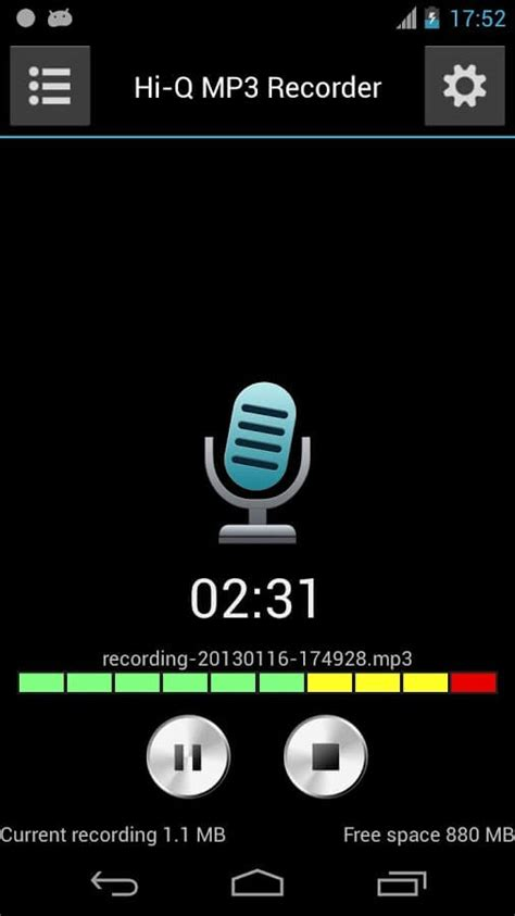 5 best audio recording apps for Android, sound recording apps