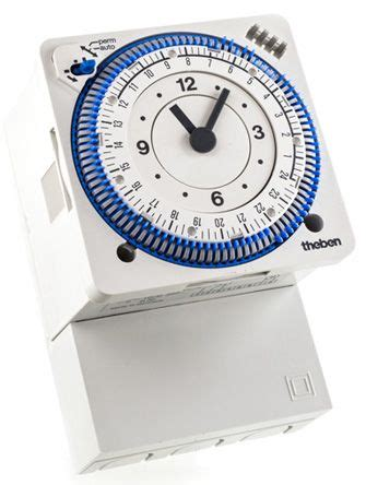 SUL 189s Theben | Theben Analogue Time Switch 230 V ac, 1