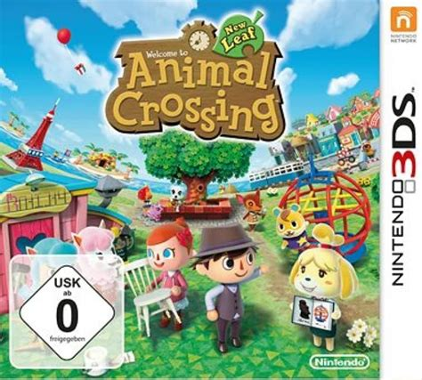 Animal Crossing: New Leaf - 3DS Spiel | real