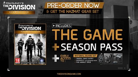 Goedkope Tom Clancy's The Division - Gold Edition (PS4) CD