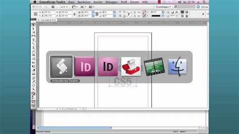 Scripting InDesign CS5 PageItemByName() - YouTube