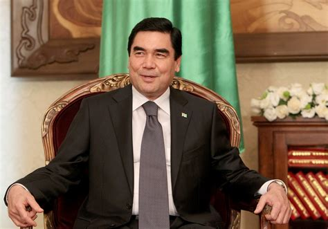 Turkmenistan President wants to change constitution to