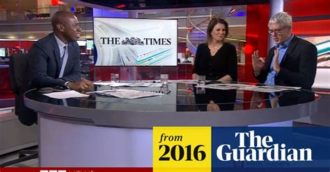 BBC News channel to merge its two paper reviews into one