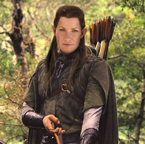 Just who is Tauriel? Let the Speculation Begin!   Hobbit