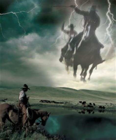 Ghost Riders in The Sky | Canadian Cowboy Country Magazine