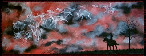 The Haunting Legend of 'Ghost Riders in the Sky' is Based