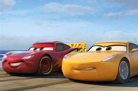 """""""CARS 3"""" Takes the Franchise a Step Forward   Automobile"""