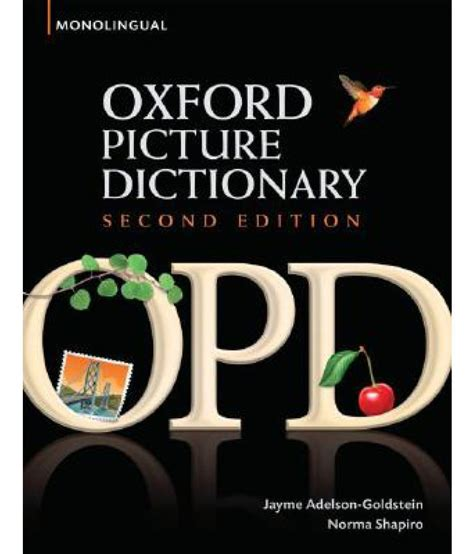 Oxford Picture Dictionary: Buy Oxford Picture Dictionary