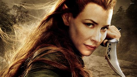 Tauriel - The Hobbit: The Desolation of Smaug wallpaper
