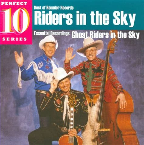 Ghost Riders in the Sky: Essential Recordings - Riders in