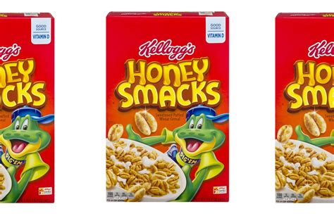 Kellogg's Honey Smacks Have Now Poisoned 130 People in 36